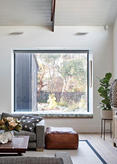 Contemporary Bedroom by Minett Studio Architecture and Design