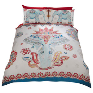 Kerala Duvet Cover Set, Double