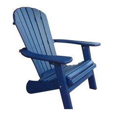 Recycled Plastic Adirondack Chairs | Houzz