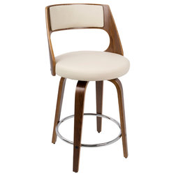 Midcentury Bar Stools And Counter Stools by BisonOffice