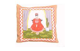 Empress Pillow in Tan