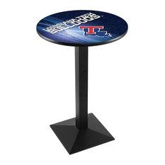 Louisiana Tech Pub Table 28-inchx36-inch by Holland Bar Stool Company