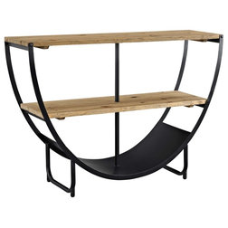 Industrial Console Tables by ZFurniture