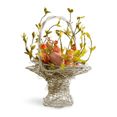"14"" Decorated Easter Basket"