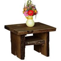 Sunrise Thicket Side Table, Mushroom