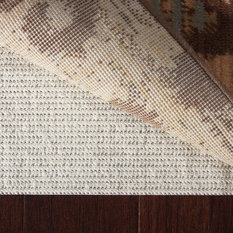 "Nourison - Shiftloc Rug Pad, Ivory, 7'6""x9'8"" - Rug Pads"