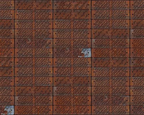 Punch Cards - Carta da parati