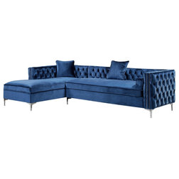 Contemporary Sectional Sofas by Inspired Home