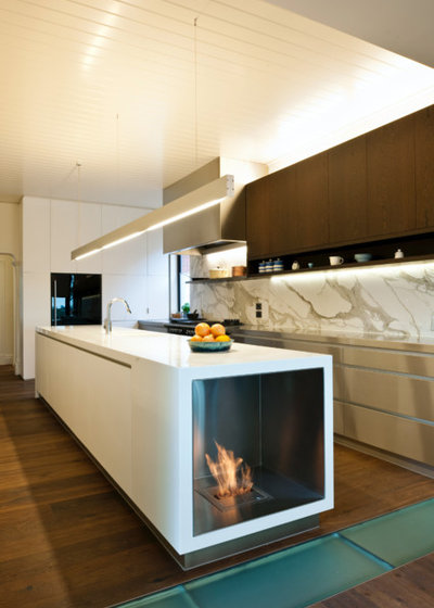 So You Want a Fireplace?