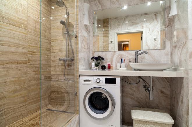 Современная классика Ванная комната by Константин Малюта