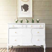 White & Neutral Painted Furniture