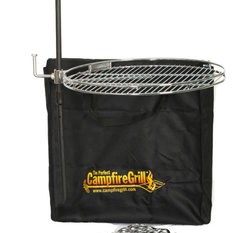 Perfect CampfireGrill - Pioneer Campfire Grill - Grill Tools & Accessories