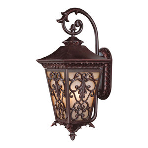 Savoy House Europe Bientina Outdoor Sconce, 4 Lights