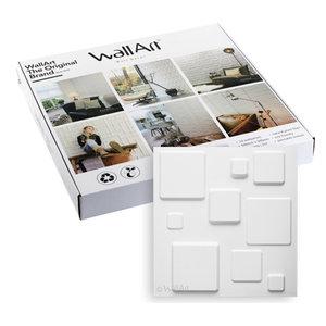 3D Wall Panels - Squares