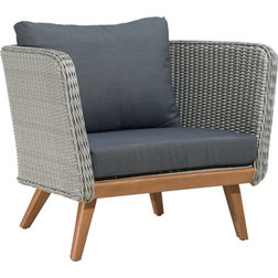 Spectacular Midcentury Outdoor Lounge Chairs by HedgeApple