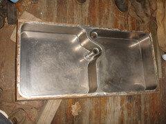 Bulteru0027s Pantry With German Silver Sink