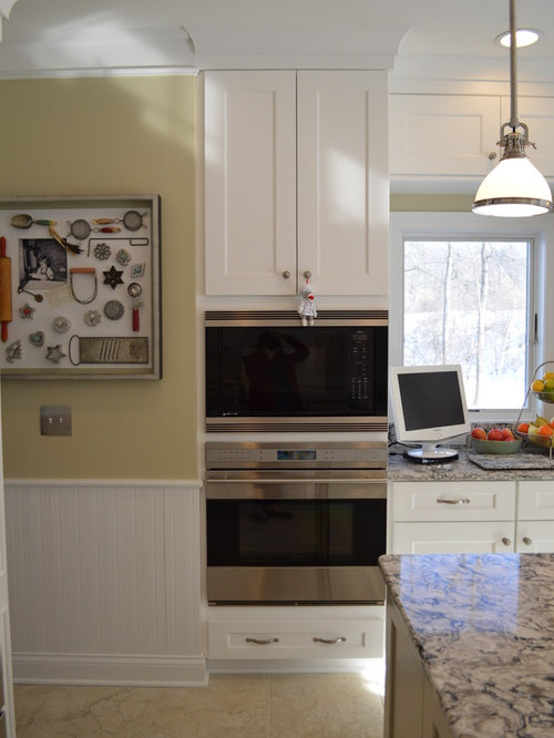 Painted & Patterned Kitchen
