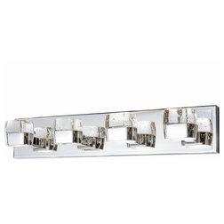 Contemporary Bathroom Vanity Lighting by ET2 Contemporary Lighting