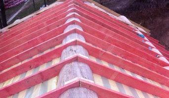 Устройство кровельных и фасадных конструкций с фальцевым медным покрытием