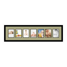 ArtToFrames Collage Photo Frame  with 7 - 5x7 Openings