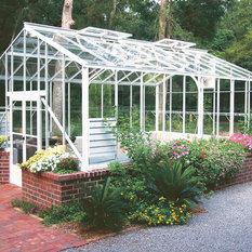 - The Traditional Greenhouse / Orangery - Växthus