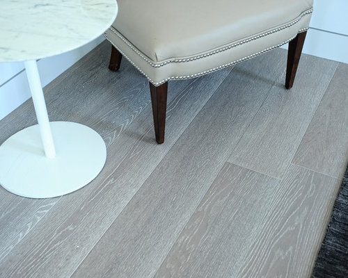 Titan Grey 7 1 2 Select Grade European Oak Engineered Wood Flooring
