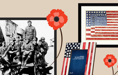 Shop Houzz:  Images of Remembrance