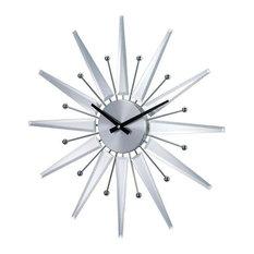 Telechron Mirrored Starburst Clock