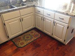 Reused Their Granite Countertops