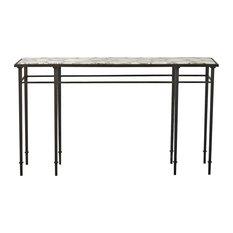 Genuine Agate Stone Console Table