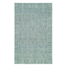 Harounian Canterbury DC-26 10'x14' Light Blue Rug