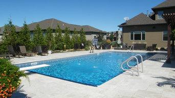 Finished pools