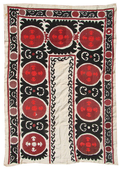 Eclectic Fabric by Uzbek Craft