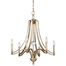 Traditional Chandeliers by HedgeApple