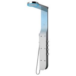 Modern Showerheads And Body Sprays by Nezza USA