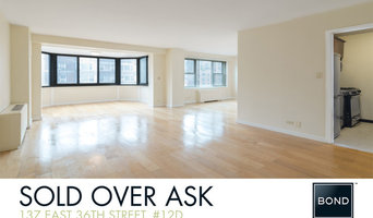 Sold Over Ask -137 East 36th Street