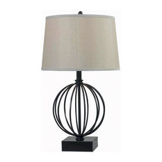 Kenroyhome.com   Kenroy Home 32102 Globus 1 Light Table Lamp   Table Lamps