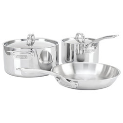 Contemporary Cookware Sets by Viking Culinary
