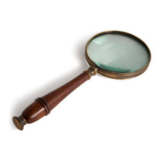 Magnifying Glass, Bronzed