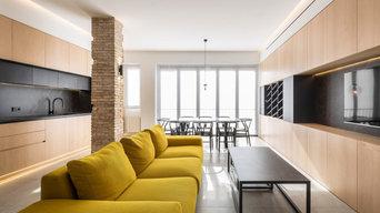 Reforma de diseño en Ruzafa
