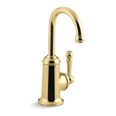 Kohler Wellspring Beverage Faucet Traditional Design, Vibrant Polished Brass
