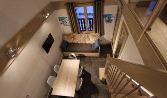 Rénovation d'appartements locatifs en montagne