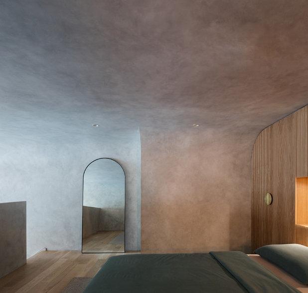 Модернизм Спальня by Matt Woods Design