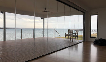 Waterfront Folding Doors Balcony