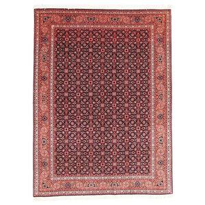 Tabriz 50Raj Mahi Persian Rug, Hand-Knotted, 200x149 cm