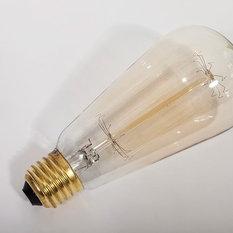 - Atelier Drop Glödlampa - Glödtrådslampor