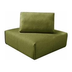 Nathaniel Corner, Green