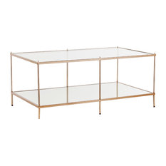 Southern Enterprises   Reginald Cocktail Table   Coffee Tables