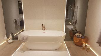 Baño con estilo
