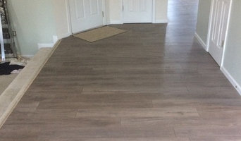 High End Modern European 14mm Click Laminate Installation